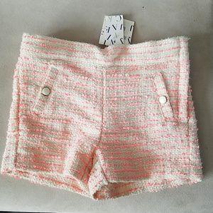 Janie and Jack Tweed Shorts